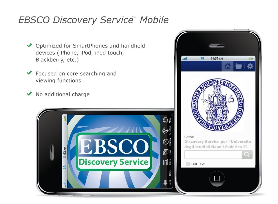 EDS Ebsco mobile